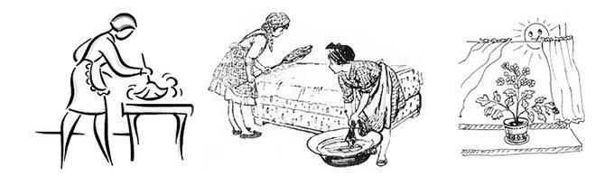 Как быстро и качественно убрать спальню