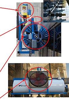 Основные детали устройства системы