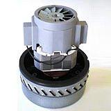 Двигатель для пылесоса двухстадийный