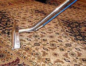 Услуги химчистки ковров
