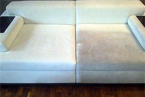 Как очистить мягкую мебель с обивкой из текстильных материалов