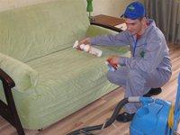 Химчистка мягкой мебели в Киеве