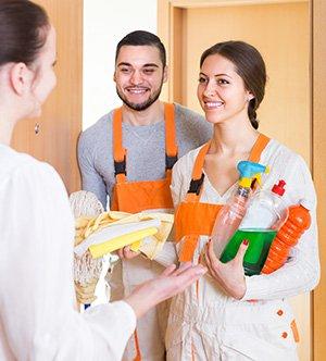 Как убраться в доме после ремонта